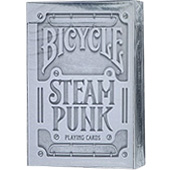 Фотография Карты Bicycle Silver Steampunk [=city]