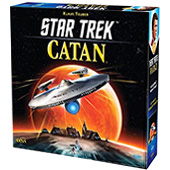 Фотография Star Trek Catan [=city]