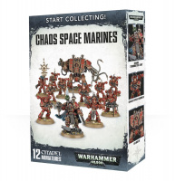 Фотография Start Collecting! Chaos Space Marines [=city]