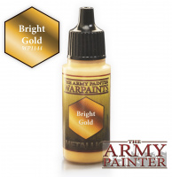 Фотография The Army Painter: Краска-металлик Bright Gold (WP1144) [=city]