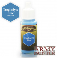 Фотография The Army Painter: Краска Troglodyte Blue (WP1458) [=city]